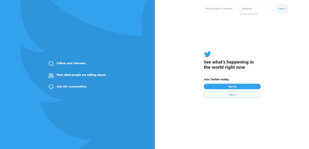 Twitter – PROMOVET